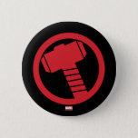 Mighty Thor Logo Button