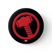 Mighty Thor Logo Button