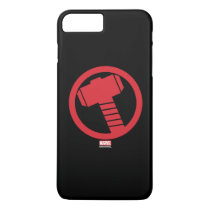 Mighty Thor Logo iPhone 8 Plus/7 Plus Case