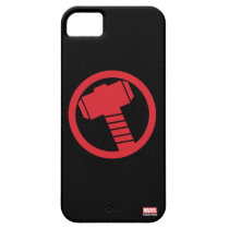 Mighty Thor Logo iPhone SE/5/5s Case
