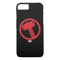 Mighty Thor Logo iPhone 8/7 Case
