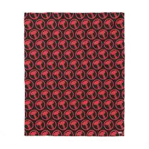 Mighty Thor Logo Fleece Blanket