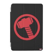 Mighty Thor Logo iPad Mini Cover