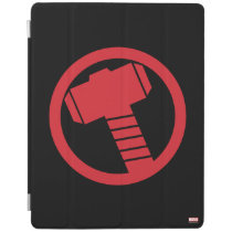 Mighty Thor Logo iPad Smart Cover