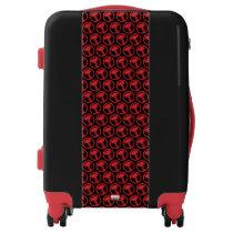 Mighty Thor Logo Luggage