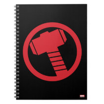 Mighty Thor Logo Notebook