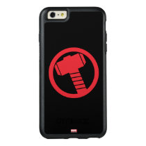 Mighty Thor Logo OtterBox iPhone 6/6s Plus Case