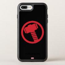 Mighty Thor Logo OtterBox Symmetry iPhone 8 Plus/7 Plus Case
