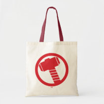 Mighty Thor Logo Tote Bag