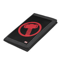 Mighty Thor Logo Trifold Wallet