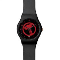 Mighty Thor Logo Wrist Watch