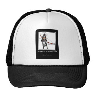 Mighty Titans of Thebes Trucker Hat
