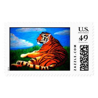 MIGHTY TORA(TIGER) STAMPS