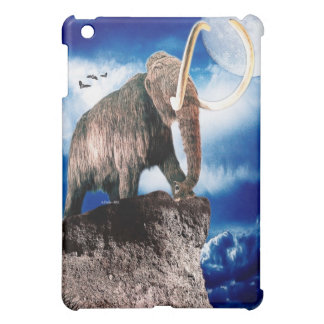 Mighty Wooly Mammoth iPad Mini Case