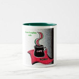 Migliore caffe. de Faccio IL de la taza de Roma