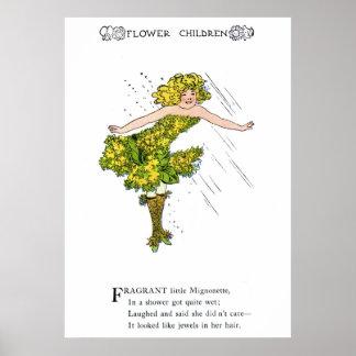 Mignonette Print