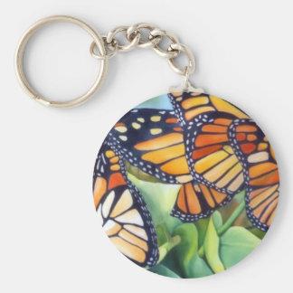 Migración del monarca llavero