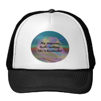 Migraine Aura Hat