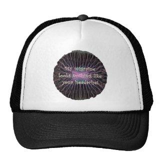Migraine Aura Mesh Hat