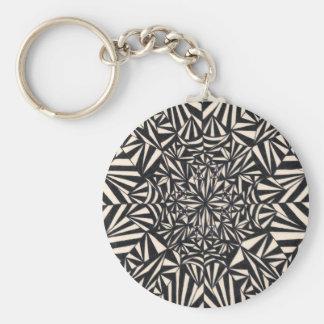 Migraine Design Key Chain