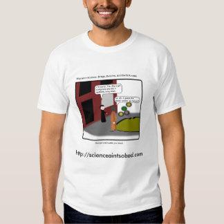 Migraine Headache Humor (ho ho) Tee Shirt