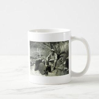 Migrant in Texas, 1939 Classic White Coffee Mug
