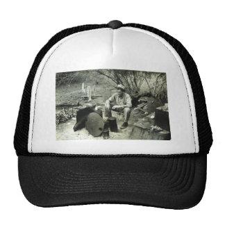 Migrant in Texas, 1939 Trucker Hat