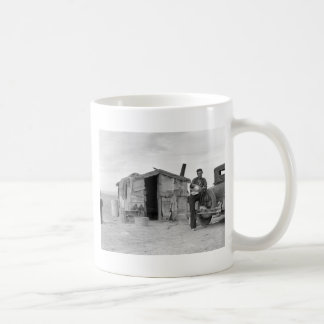 Migrant Mexican Worker 1937 Coffee Mug
