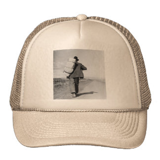 Migrant Walking – 1935 Hat