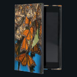 """Migrating monarch butterflies cling to leaves case for iPad mini<br><div class=""""desc"""">Jaynes Gallery / DanitaDelimont.com   USA,  North America,  California   USA,  California,  Pismo Beach. Migrating monarch butterflies cling to leaves. Credit as: Cathy &amp; Gordon Illg / Jaynes Gallery / DanitaDelimont.com</div>"""