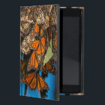 "Migrating monarch butterflies cling to leaves case for iPad mini<br><div class=""desc"">Jaynes Gallery / DanitaDelimont.com 