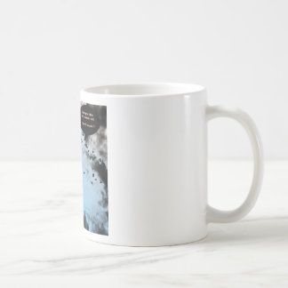"""Migration Birds In Turmoil""* Coffee Mugs"