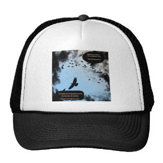 """""""Migration Birds In Turmoil""""* Hat"""
