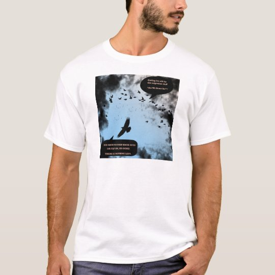 """Migration Birds In Turmoil""* T-Shirt"