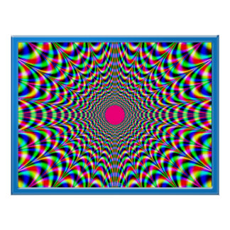 Migration of Colors Poster