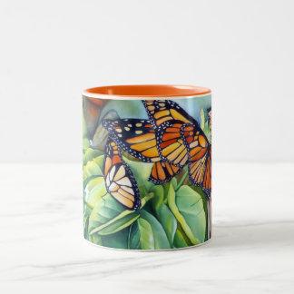 Migration of the Monarch Morning Mug