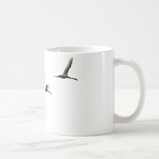 migratory birds coffee mug
