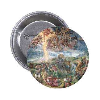 Miguel Ángel la conversión de Saul Pins