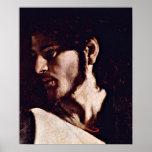 Miguel Ángel Merisi DA Caravaggio - Jesús Impresiones