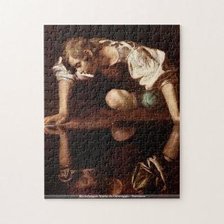 Miguel Ángel Merisi DA Caravaggio - narciso Rompecabezas Con Fotos