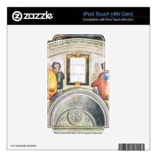 Miguel Ángel Unterberger - los antepasados de iPod Touch 4G Skins