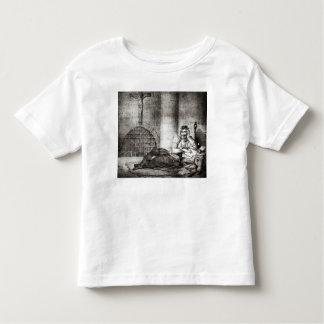 Miguel de Cervantes Saavedra Toddler T-shirt