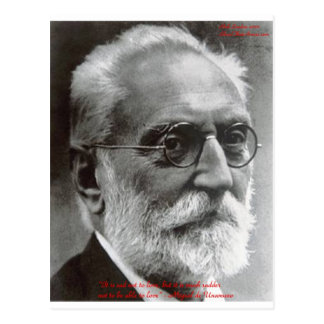 Miguel de Unamuno Able To Love Quote Gifts & Cards