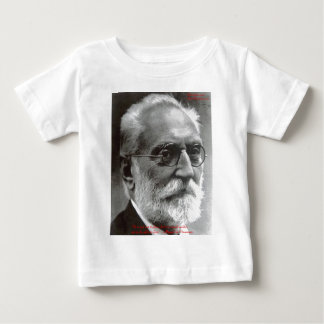 Miguel de Unamuno Able To Love Quote Gifts & Cards Baby T-Shirt
