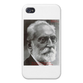 Miguel de Unamuno Able To Love Quote Gifts & Cards iPhone 4 Covers