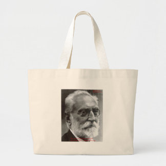 Miguel de Unamuno Able To Love Quote Gifts & Cards Large Tote Bag