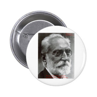 Miguel de Unamuno Able To Love Quote Gifts & Cards Pinback Button