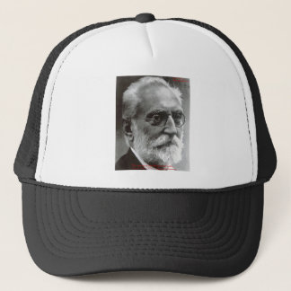Miguel de Unamuno Able To Love Quote Gifts & Cards Trucker Hat