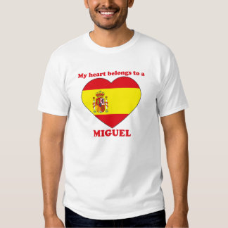 Miguel T Shirt