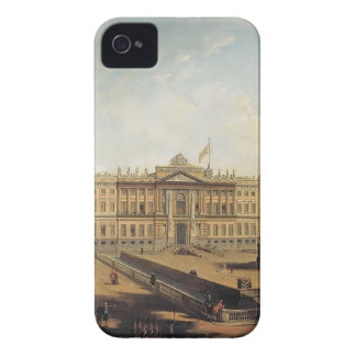Mihailovsk castle by Vladimir Borovikovsky iPhone 4 Case